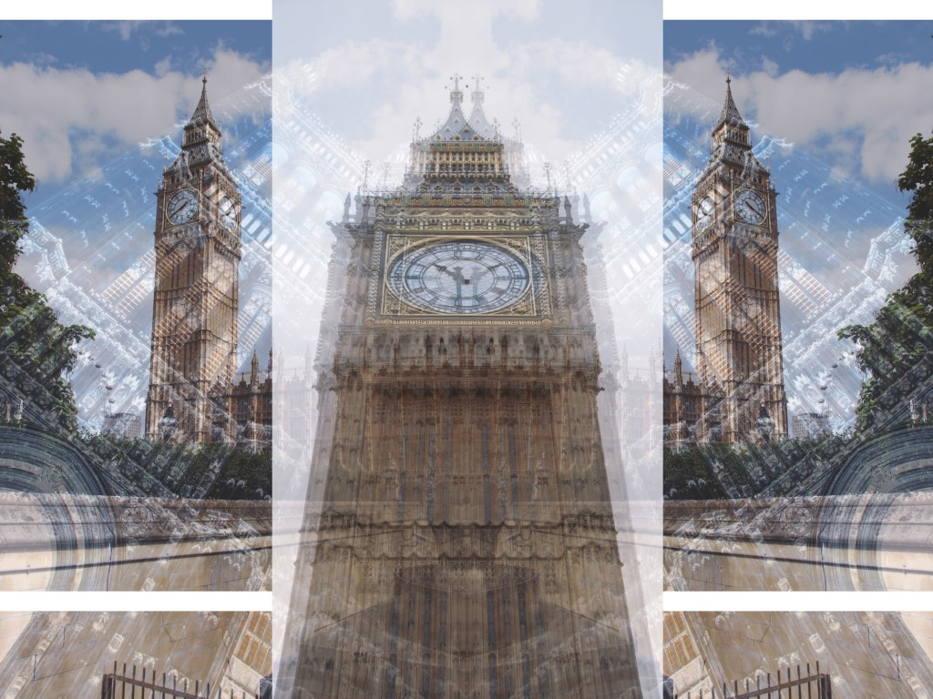London - The Sound of Big Ben by K.Veijo